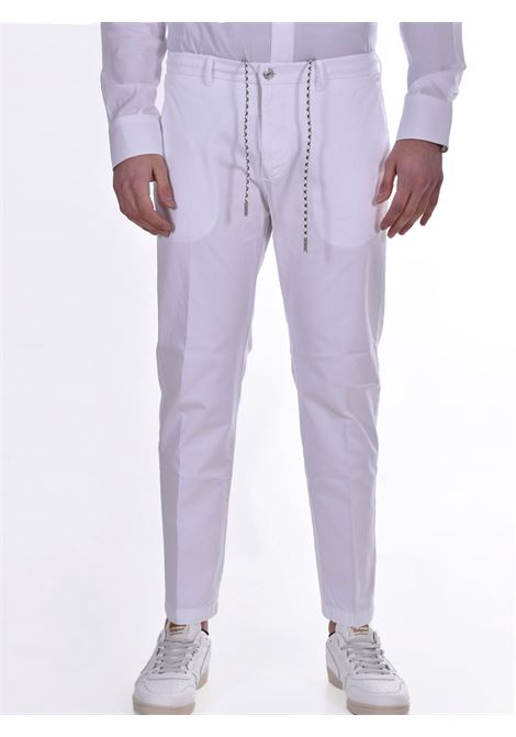 Pantalone Be Able Mike shorter bianco BE ABLE | Pantaloni | GS10