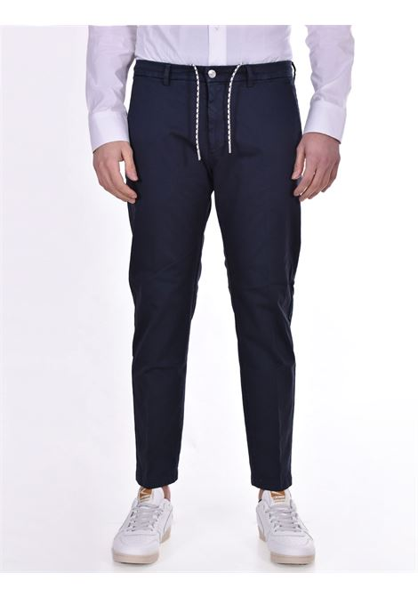 Pantalone Be Able Mike shorter blu BE ABLE | Pantaloni | GS15