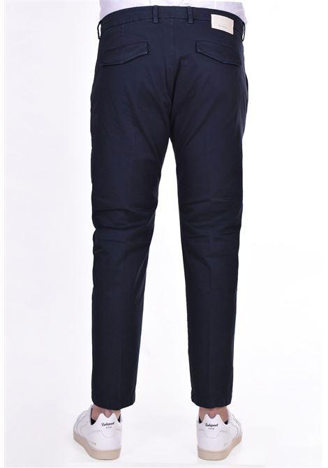 Pantalone Be Able Mike shorter blu BE ABLE   Pantaloni   GS15