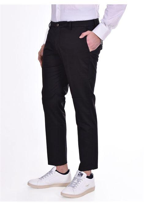 Pantalone Be Able alexander shorter nero BE ABLE | Pantaloni | RS99