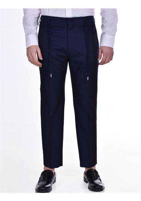 Be Able Edoardo royal blue trousers BE ABLE | Trousers | SCR20