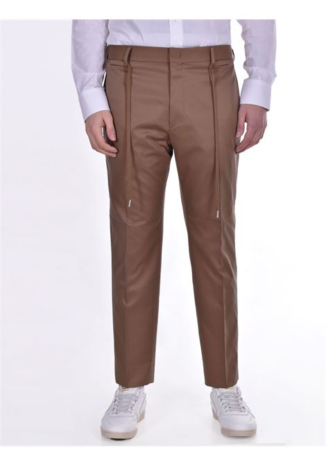Pantalone Be Able Edoardo fango BE ABLE | Pantaloni | SCR30