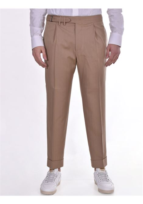 Be Able george pinces beige trousers BE ABLE | Trousers | STM1