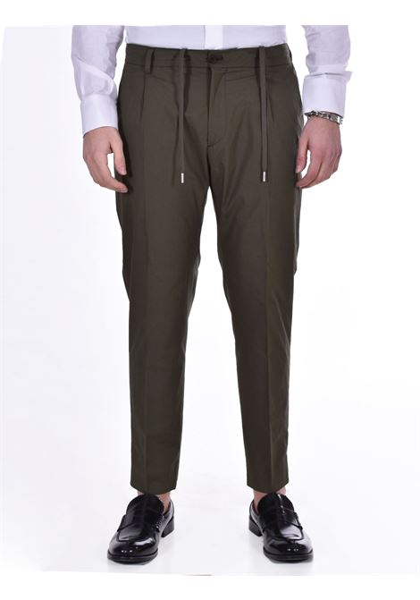 Be Able Riccardo green trousers BE ABLE | Trousers | STSC02