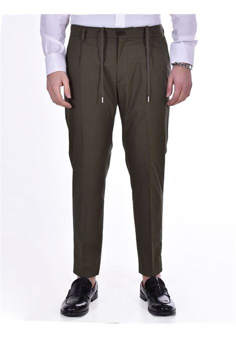 Pantalone Be Able Riccardo verde BE ABLE | Pantaloni | STSC02