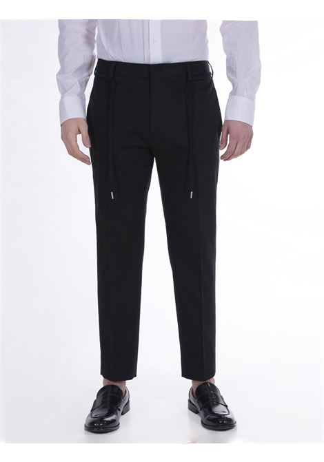 Pantalone Be Able Edoardo nero BE ABLE | Pantaloni | STZ1