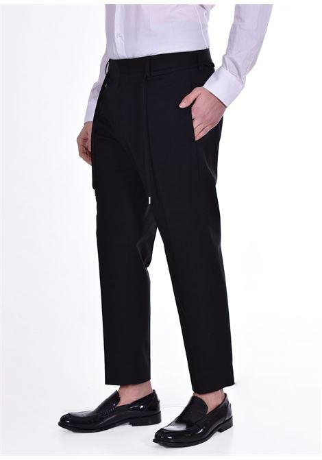 Pantalone Be Able Edoardo nero BE ABLE | Pantaloni | STZ1