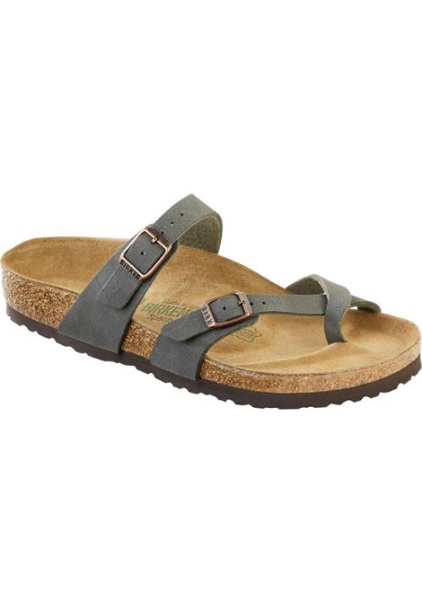 Birkenstock Mayari Brushed emerald green BIRKENSTOCK | Shoes | 10144341