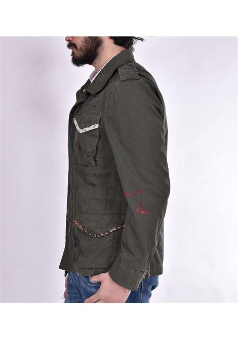 Military green BoB Army jacket BOB   Blazers   ARMY1
