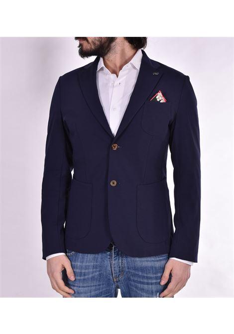 Blue superslim domi BoB jacket BOB | Blazers | DOMI NT01
