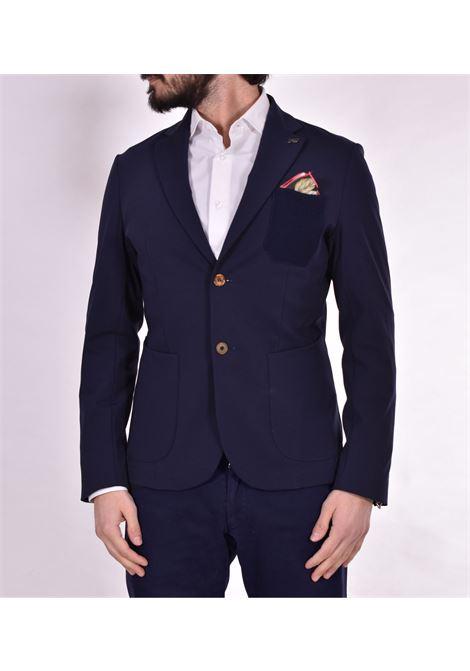 Bob domi blue jacket with pocket BOB | Blazers | DOMI01