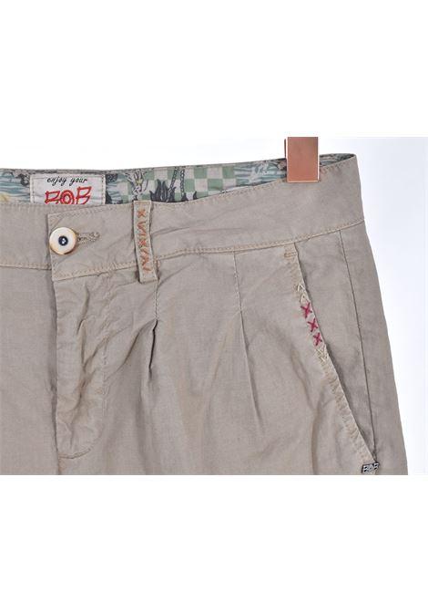 Pantalone BoB duble beige BOB | Pantaloni | DUBLE01