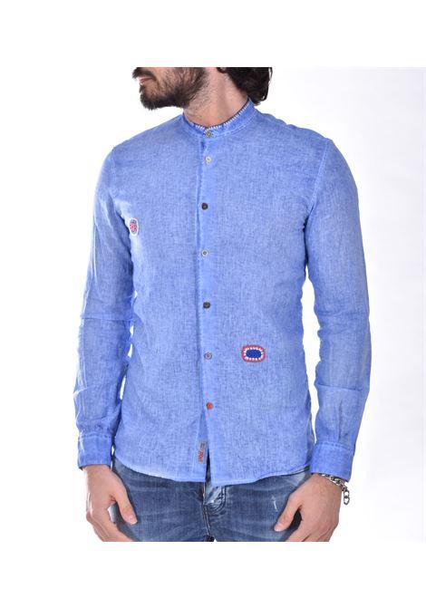 Camicia BoB azzurra korea 450 BOB | Camicie | KOREA4501