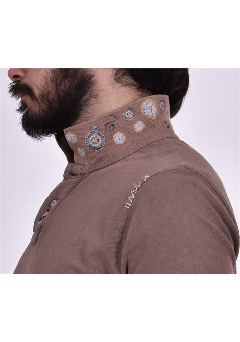 Brown Led BoB Polo Shirt BOB | polo | LED01