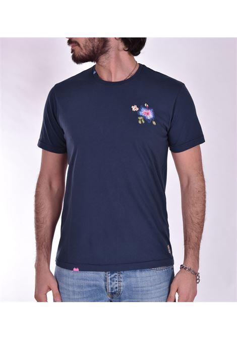T shirt BoB blu left BOB | T-shirt | LEFT1