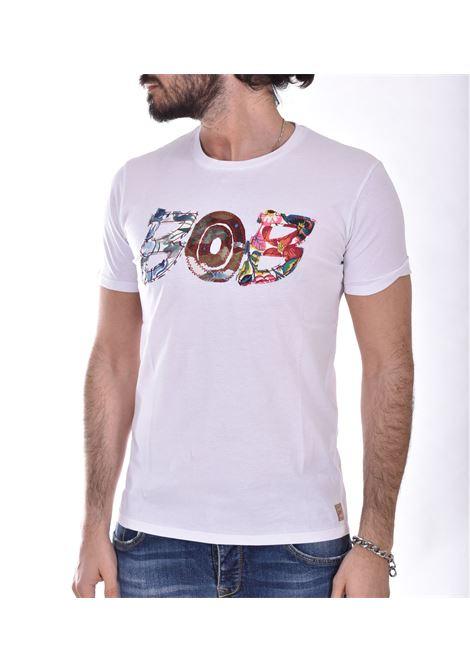 T shirt BoB Logo bianca BOB | T-shirt | LOGO10