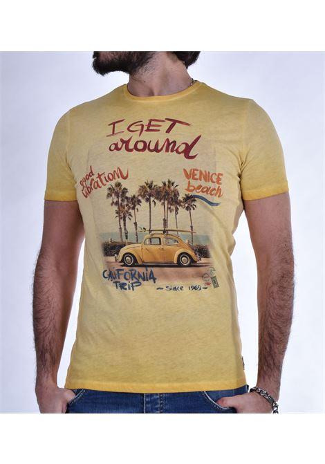 T-shirt BoB photos gialla maggiolino BOB | T-shirt | PHOTO14