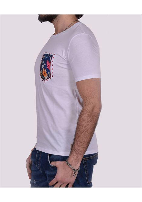BoB Pocket Pocket T-Shirt white BOB | T-shirts | POCKET01