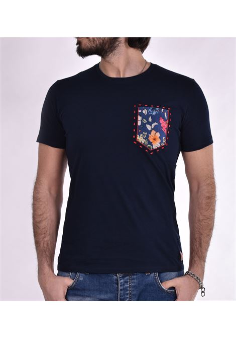 Blue BoB Pocket T-Shirt BOB | T-shirts | POCKET02