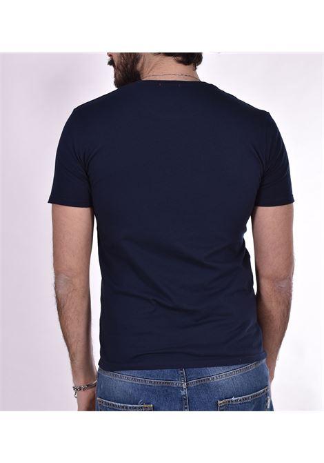 BoB pochet blue pocket t-shirt BOB | T-shirts | POCKETVR20