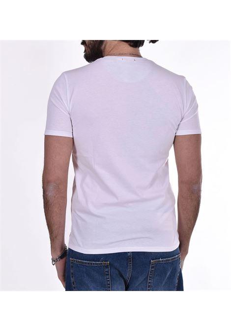 BoB pochet t-shirt with white pocket BOB   T-shirts   POCKETVR25