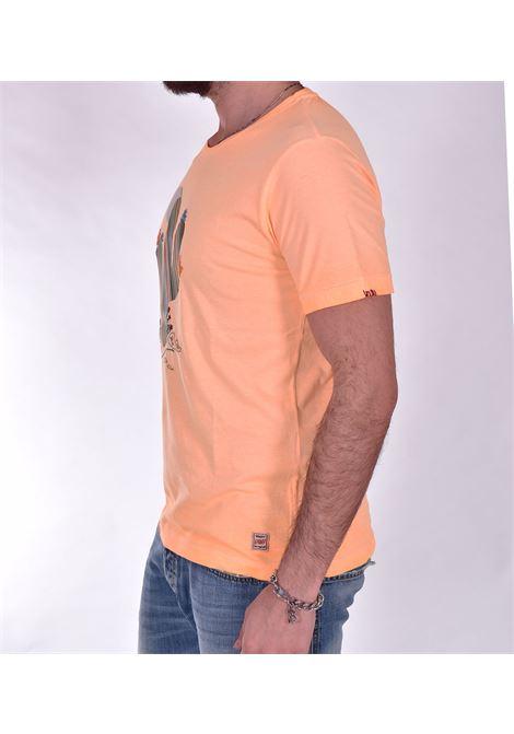T shirt BoB arancio cactus ready BOB | READY01