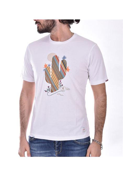 T shirt BoB bianco cactus ready BOB | T-shirt | READY10