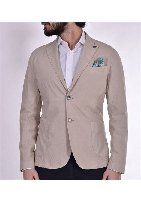BoB rich linen sand jacket BOB | Blazers | RICH40301
