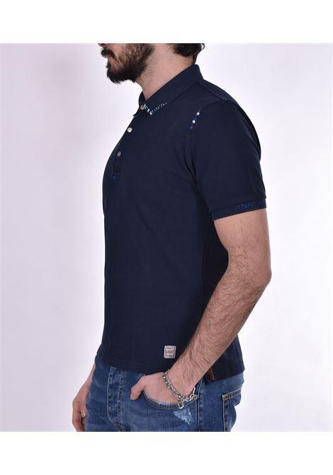 BoB ricky blue polo shirt BOB   polo   RICKY8