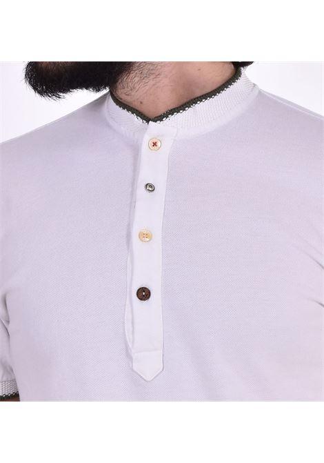 Rigel white Korean Bob polo shirt BOB |  | RIGEL01
