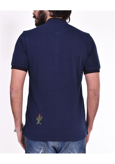 Rigel blue Korean Bob polo shirt BOB   polo   RIGEL10