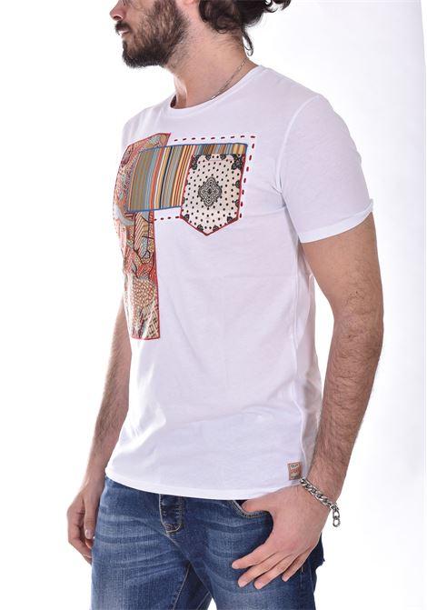 T shirt BoB bianca Rosy BOB | T-shirt | ROSY10