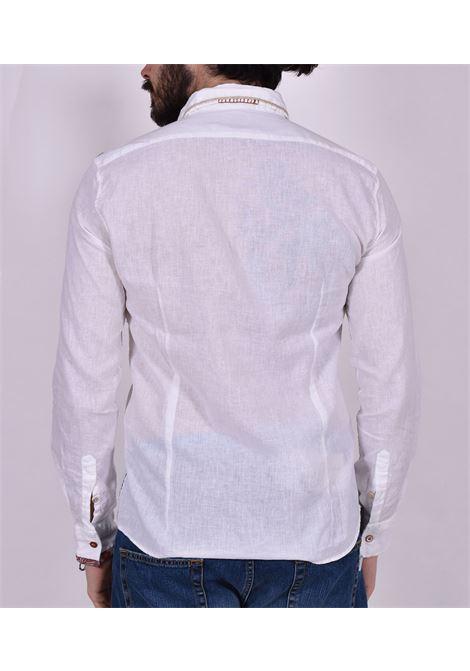 BoB linen tutor white shirt BOB | Shirts | TUTOR10