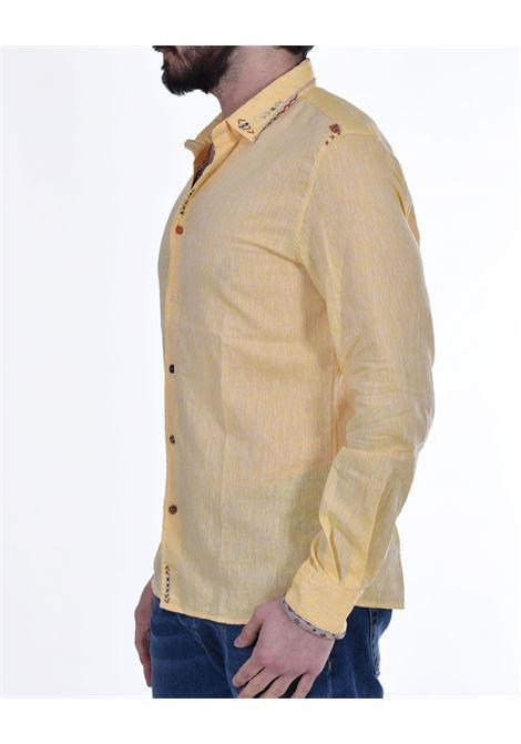 BoB linen tutor yellow shirt BOB | TUTOR15