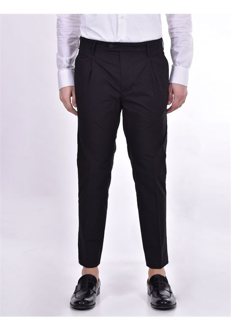 Pantalone Bro Ship chicago nero BRO SHIP | Pantaloni | BSCHI7025019