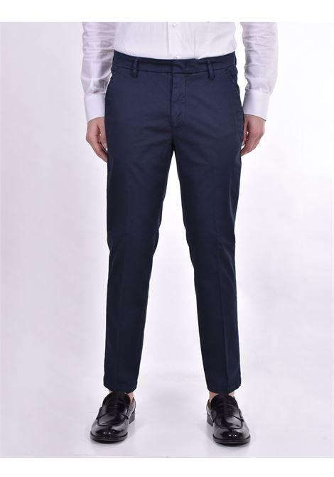 Bro Ship campri miami blue trousers BRO SHIP | Trousers | BSMIA8221001