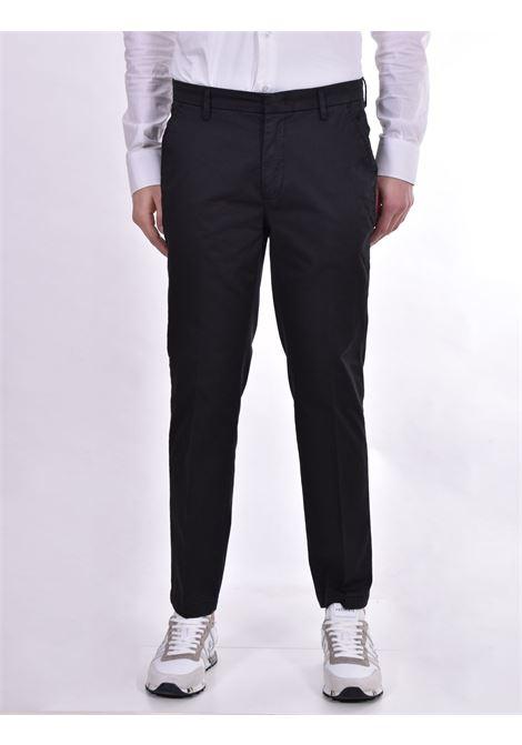 Bro Ship campri miami black trousers BRO SHIP | Trousers | BSMIA8221019