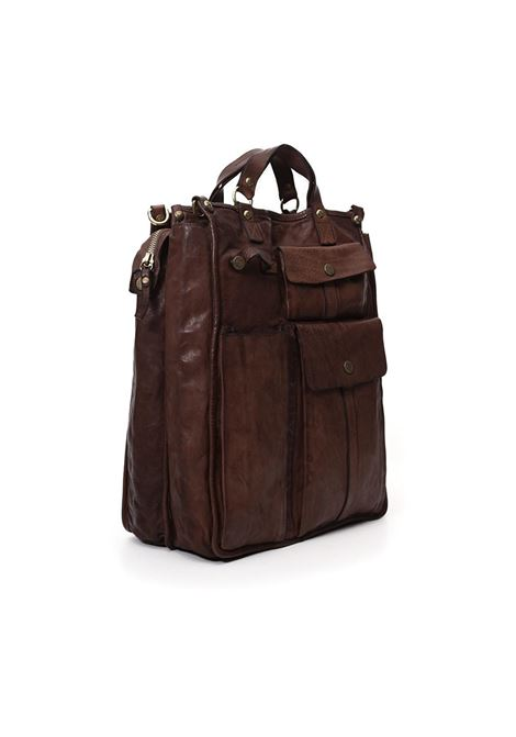 Campomaggi tokio high dark brown work bag CAMPOMAGGI | Bags | C014520NDC1501