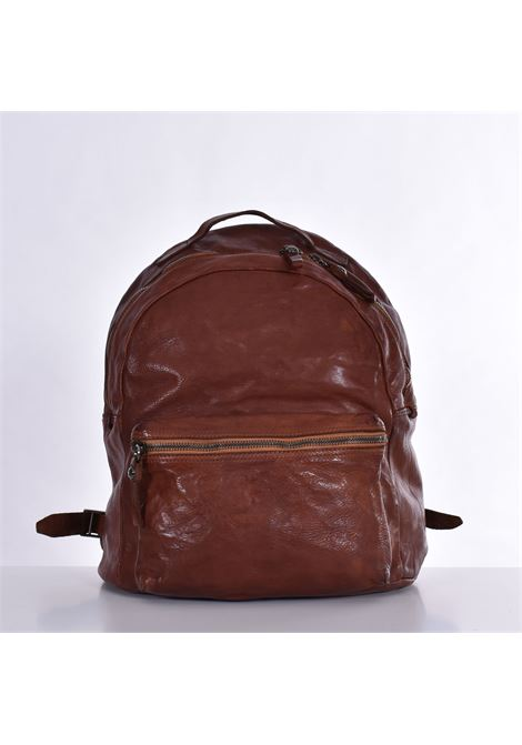 Campomaggi cognac leather backpack CAMPOMAGGI | Bags | C018050NDC1502