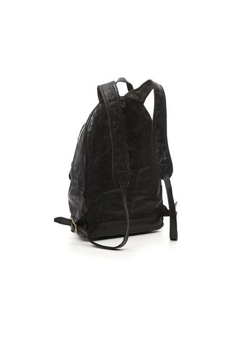Campomaggi Lauro black geometric backpack CAMPOMAGGI   Backpack   C021530NDC0001