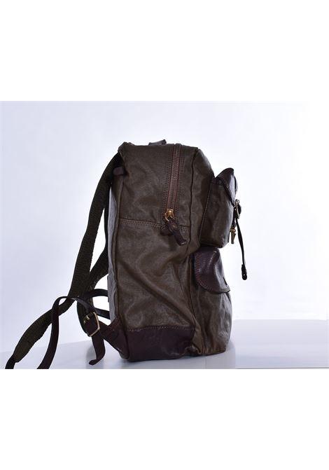 Campomaggi Teodorano canvas backpack CAMPOMAGGI | Bags | C025330NDF1505