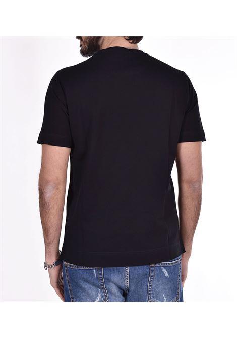 T-shirt Circolo 1901 piquet nero CIRCOLO 1901 | T-shirt | CN2966001