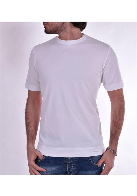 Circolo 1901 white piquet t-shirt CIRCOLO 1901 | T-shirts | CN296610
