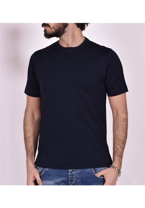 Circolo 1901 blue piquet t-shirt CIRCOLO 1901 | T-shirts | CN2966447