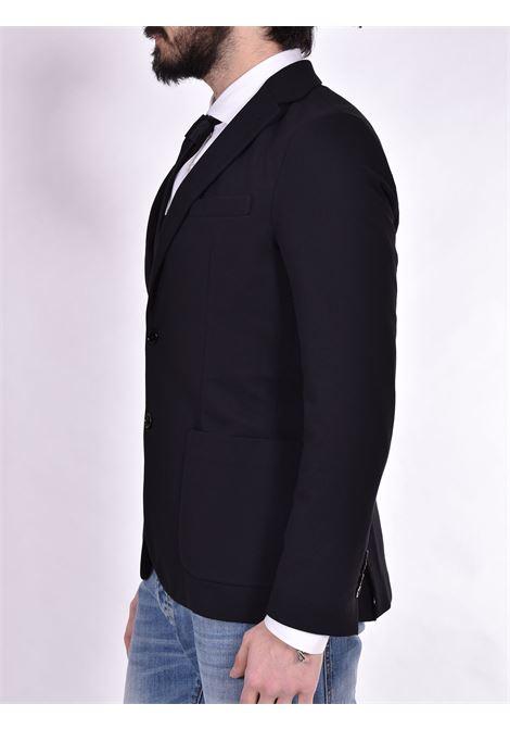 Circolo 1901 black piquet jacket CIRCOLO 1901 | Blazers | CN2972001