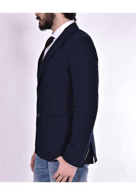 Circolo 1901 blue piquet jacket CIRCOLO 1901 | Blazers | CN2972447