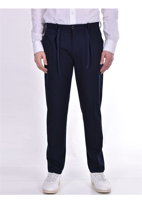 Circolo 1901 coulise piquet trousers CIRCOLO 1901 | Trousers | CN2973SB447