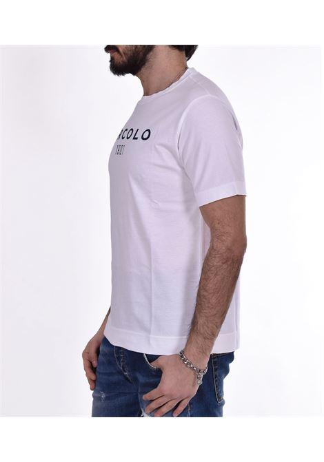 T-shirt Circolo 1901 bianca logo CIRCOLO 1901 | T-shirt | CN298101