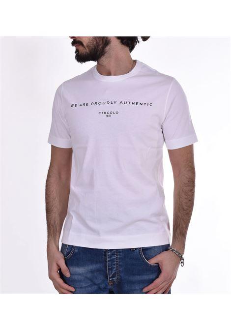 T-shirt Circolo 1901 hersey bianca CIRCOLO 1901 | T-shirt | CN298310