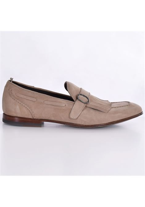 Claudio Marini beige suede loafers CLAUDIO MARINI | Shoes | 82371